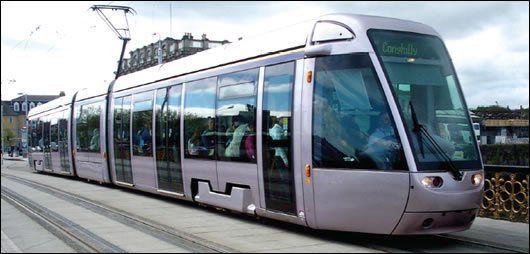 Public transport system developments should be pushed ahead – the various Luas lines and the Dublin to Navan and the Sligo to Galway rail lines are obvious candidates