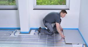 Unipipe launch easy underfloor heating for upper floors
