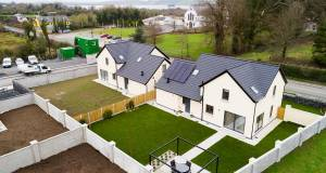 Westmeath NZEB scheme opens its doors