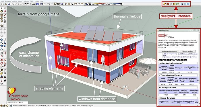 Passive House Institute launches 3D design tool