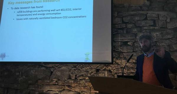 New study to examine NZEB performance