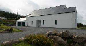 Mayo passive house makes you forget the weather
