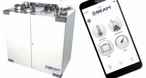 BEAM launch new app for easy MVHR control