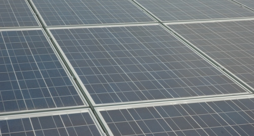 Riomay has installed two 50 kW PV arrays on a cold storage warehouse for Snowmountain Enterprises