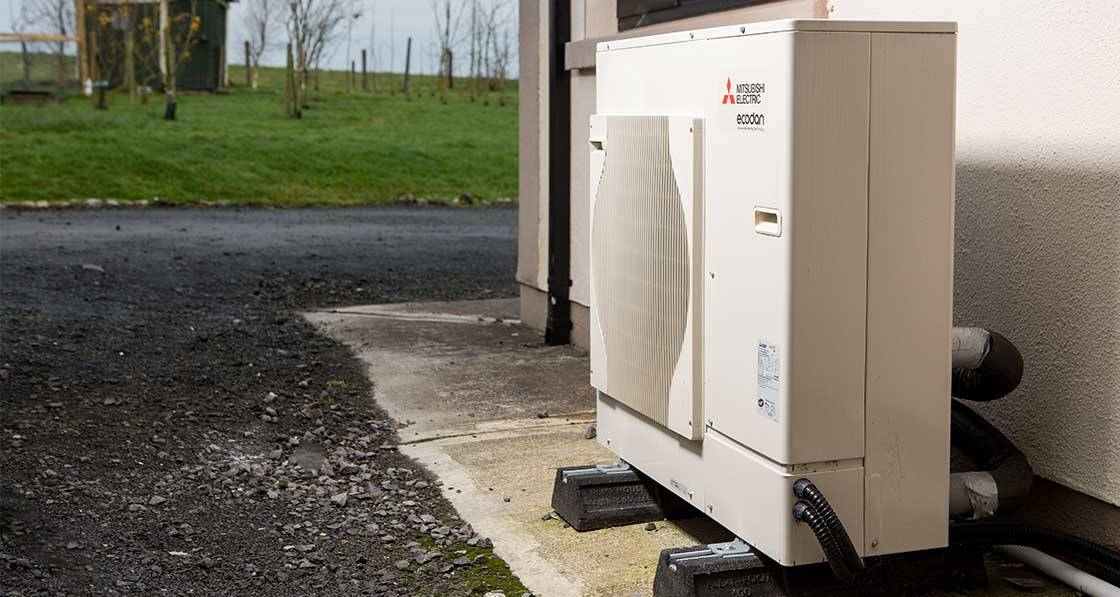 Evidence base: How air source heat pumps fare in canny retrofits