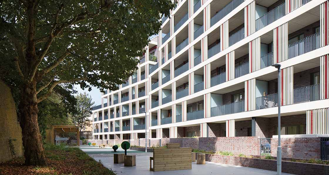 Big time - UK's largest passive scheme comes to Camden