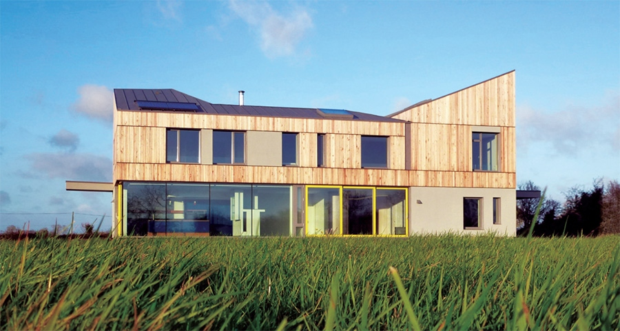 Stunning Meath home defies passive house stereotypes