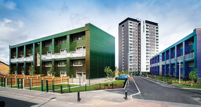 Manchester social housing gets passive regeneration