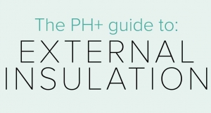 The PH+ guide to external insulation